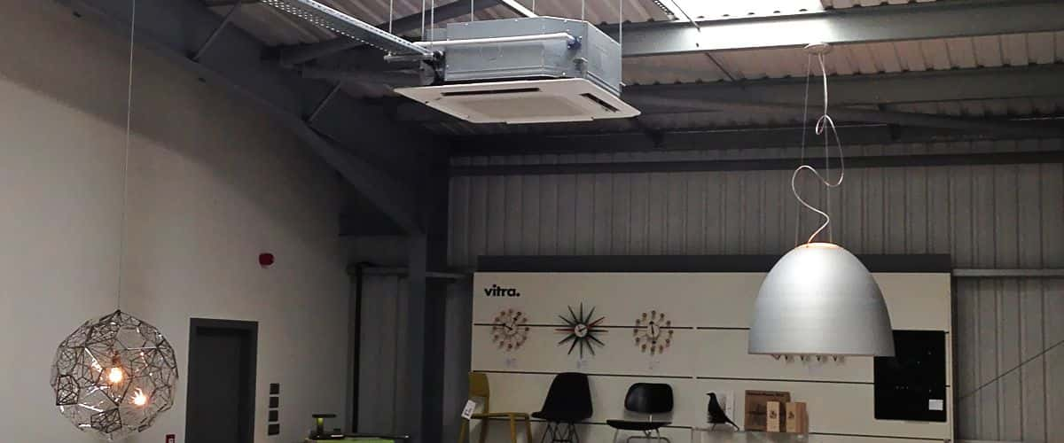 Air Conditioning unit office